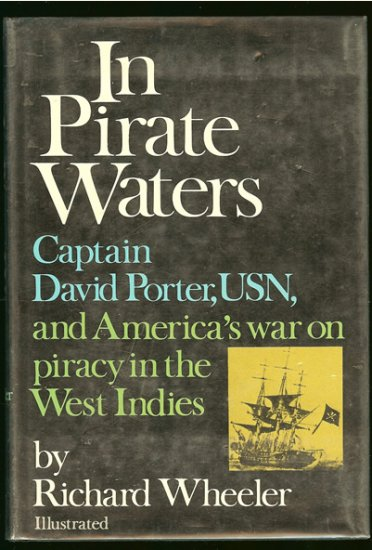 Wheeler Richard: In Pirate Waters