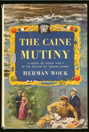 Wouk Herman: The Cain Mutiny