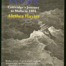 Hayter Alethea: A Voyage In Vain Coleridges Journey to Malta in 1804