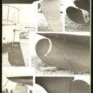 Olsen K. J. & Ellison Michael: Rudder Design For Sailing Craft