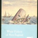 State Street Bank & Trust Company: Whale Fishery Of New England An Account With Illustrations and So