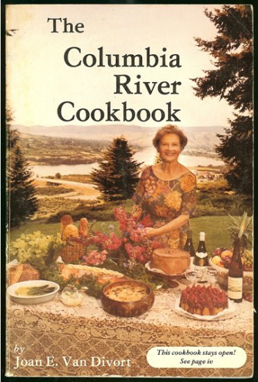 Divort Joan E. Van: The Columbia River Cookbook
