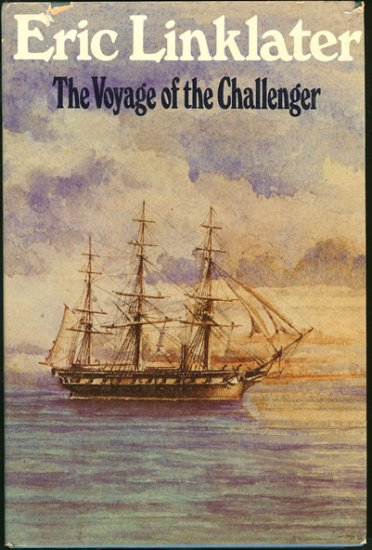 Linklater Eric: The Voyage Of The Challenger