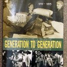 Church Council of Greater Puget Sound: Generation To Generation The Story of the Church Council of G