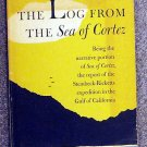 Steinbeck John: The Log From The Sea Of Cortez