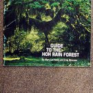 Hanify Mary Lou  Craig Blencowe: Guide To The Hoh Rain Forest