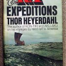 Heyerdahl Thor: The RA Expeditions