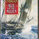 Patrick O'Brian:   Blue at the mizzen