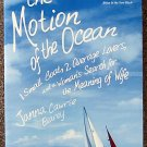 Janna Cawrse Esarey:   The motion of the ocean  1 small boat, 2 average lovers, and a woman's search