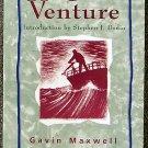 Gavin Maxwell:   Harpoon venture