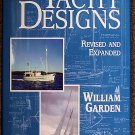 William Garden:   Yacht designs