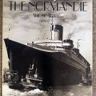 Frank O Braynard:   Picture history of the Normandie with 190 illustrations