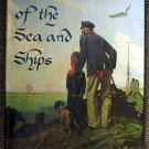 The Saturday evening post book of the sea and ships.