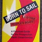 Jennifer P Stuart:   Born to sail--on other people's boats