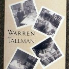 Warren Tallman:   In the midst  writings 1962-1992