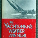 Jim McCollam:   The yachtsman's weather manual.