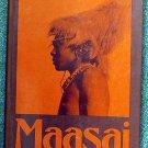 Cynthia Salvadori, Andrew Fedders:   Maasai;