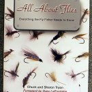 Chuck Tryon, Sharon Tryon:   All about flies  everything the fly fisher needs to know