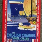 Nigel Calder:   The English Channel