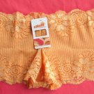 Boyshorts Intimates Underwear Panties Lot of 3 Peach Openwork Lace Size S NWT