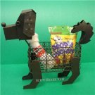 "14"" Classic Dog Kitchen Fruit Metal wire Baskets Holder"