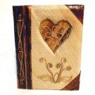 Handmade Hawaii Natural Scrapbook Photo Album Free S/H
