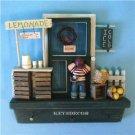 NU Lemonade Window Door Wall Plaque w/ 3 Hooks FREE S/H