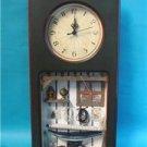 Nautical Wall Clock Display Box Shadow Boxes Yacht Boat