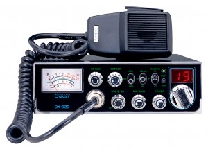 Galaxy DX-929 40 Channel CB Radio with Starlite Faceplate
