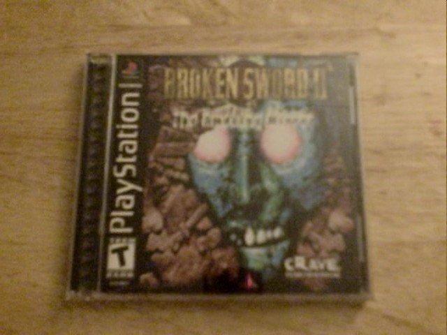 Broken Sword II - Sony PS1 - Complete