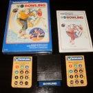 Bowling - Mattel Intellivision - Complete CIB