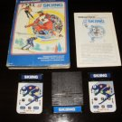 US Ski Team Skiing - Mattel Intellivision - Complete CIB