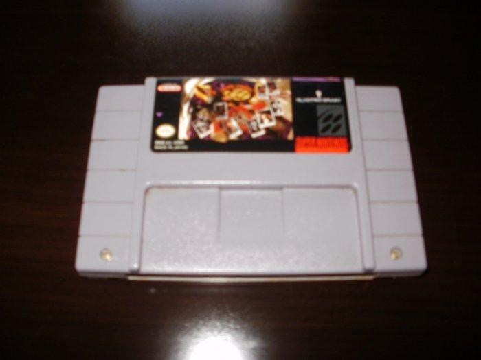 Boxing Legends of the Ring - SNES Super Nintendo