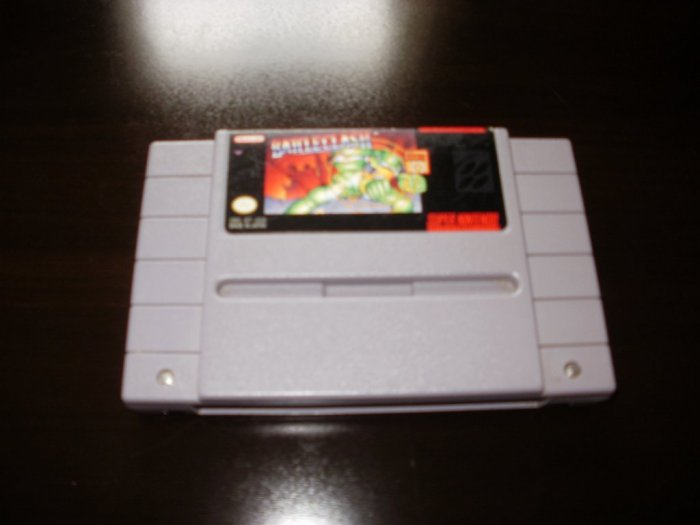 Battle Clash - SNES Super Nintendo