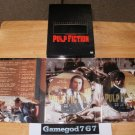 Pulp Fiction Collector's Edition - Complete and Near Mint Condition - Tested and Guaranteed