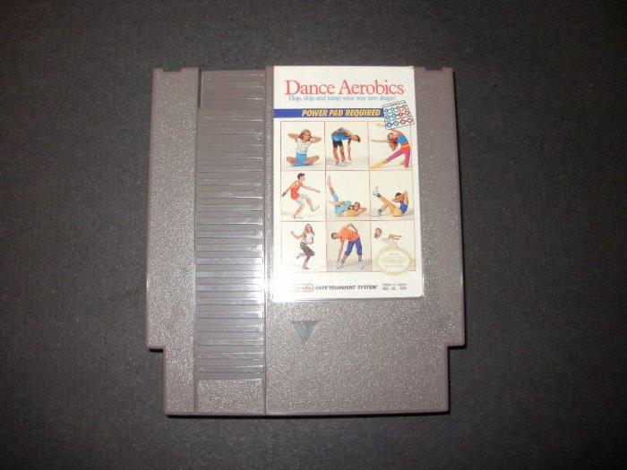 Dance Aerobics - Nintendo NES
