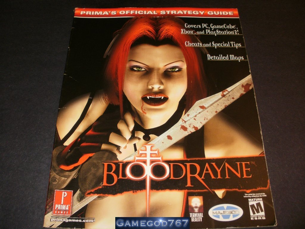 BloodRayne - Prima's Official Strategy Guide