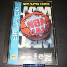 NBA Jam - Sega CD - Complete CIB