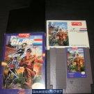 G.I. Joe The Atlantis Factor - Nintendo NES - Complete CIB - Rare