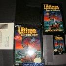 Ultima Quest of the Avatar - Nintendo NES - Complete CIB - Rare