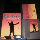 Robin Hood Prince of Thieves - Nintendo NES - Complete CIB