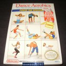 Dance Aerobics - Nintendo NES - Brand New Factory Sealed H Seam