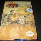 Operation Wolf - Nintendo NES - Brand New Factory Sealed H Seam