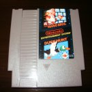 Super Mario Bros & Duck Hunt - Nintendo NES