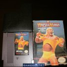 WWF Wrestlemania - Nintendo NES - With Box and Cartridge Sleeve