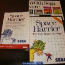 Space Harrier - Sega Master System - Complete CIB