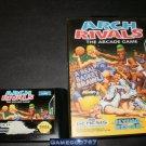Arch Rivals - Sega Genesis - With Box