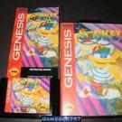 Socket - Sega Genesis - Complete CIB - Rare