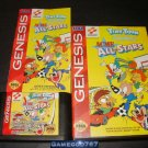 Tiny Toon Adventures Acme All-Stars - Sega Genesis - Complete CIB