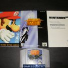 Aero Fighters Assault - N64 Nintendo - With Manual